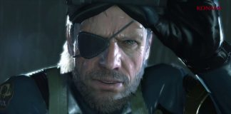 MGS : Ground Zeroes