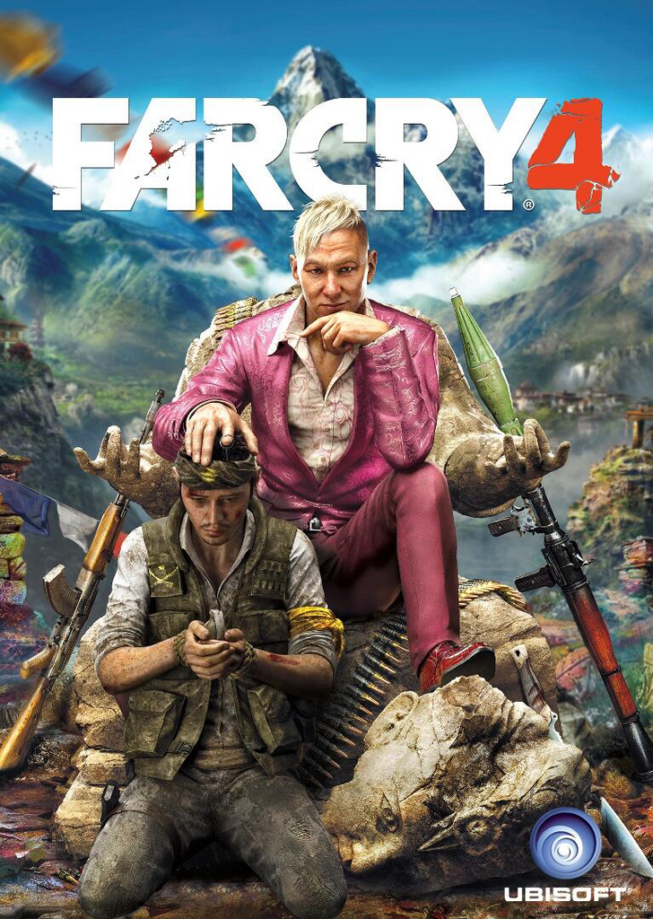 Poutine dans Far Cry 4