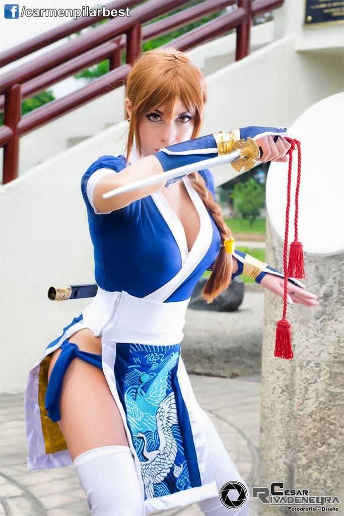 cosplay de Kasumi