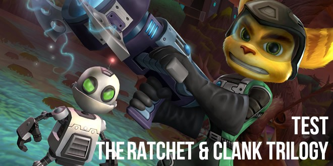 Ratchet et clank trilogy