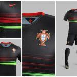 nouveau maillot du portugal