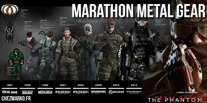 marathon metal Gear