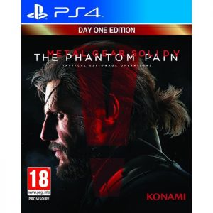 PS4 Edition limitée Metal Gear Solid V : The Phantom Pain
