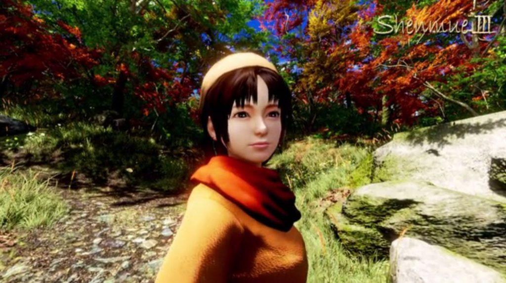 Sony E3 2015 : shenmue 3