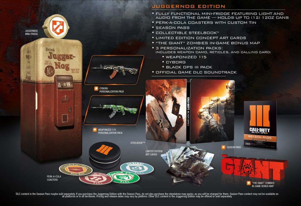Collector Black OPS 3