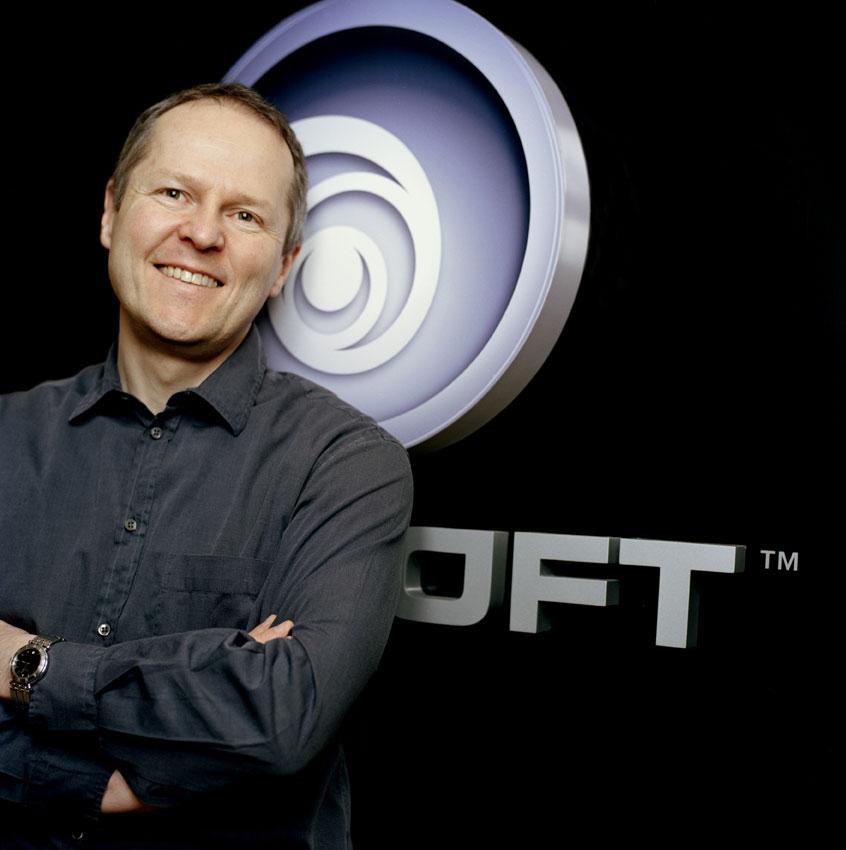 Yves Guillemot : PDG d'Ubisoft