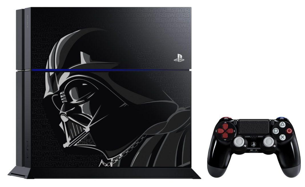 PS4 Edition limitée Dark Vador