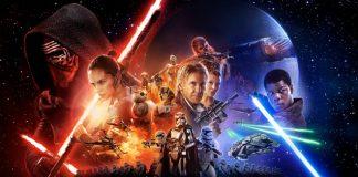Star Wars VII : Le réveil de la force bannière