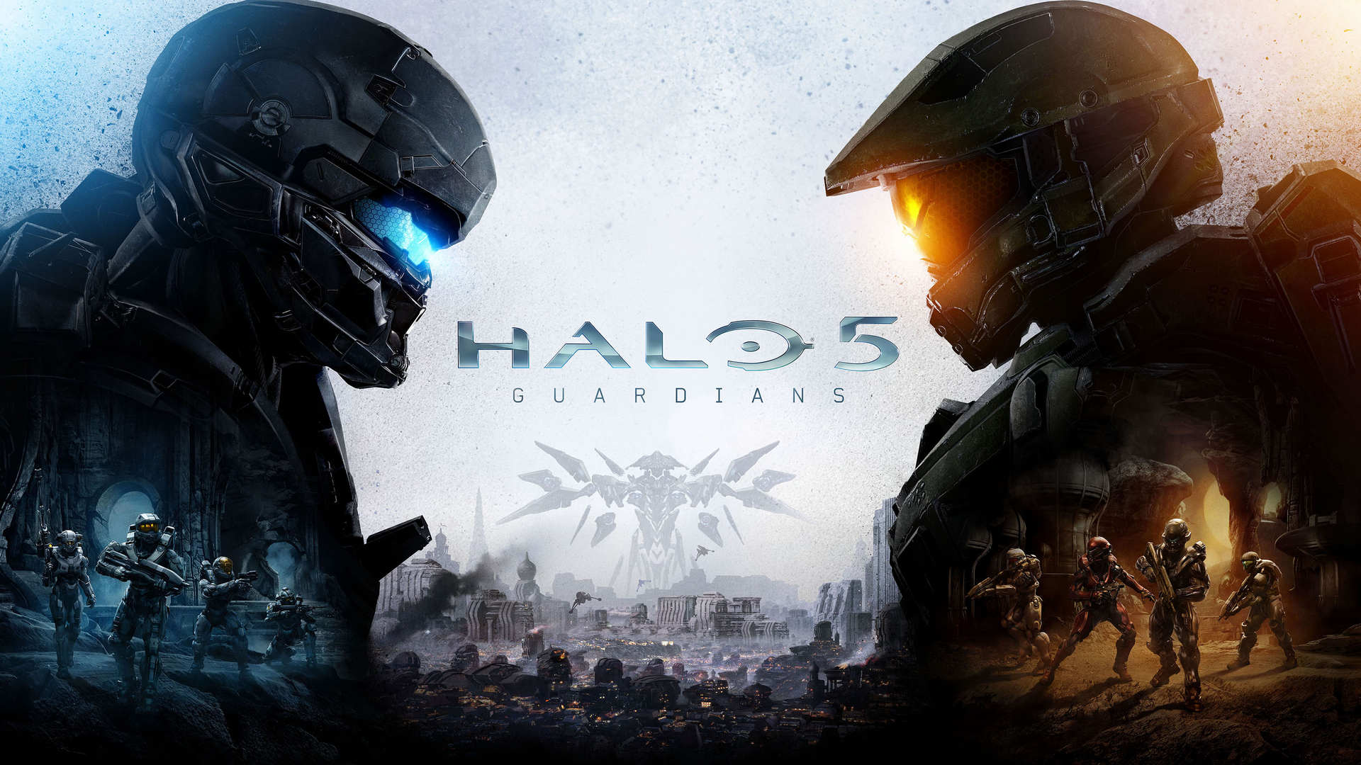 Test de Halo Guardians