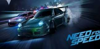 test de Need for speed sur PS4