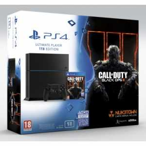 Bons Plans PS4 Call ofDuty Black OPS 3