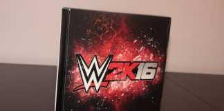 kit press WWE 2K16