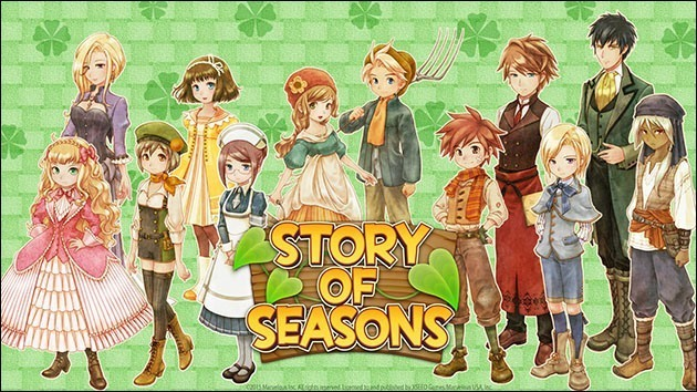 test de story of seasons