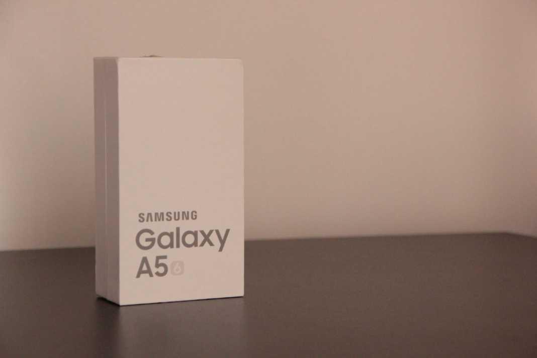 Test du Galaxy A5 de Samsung