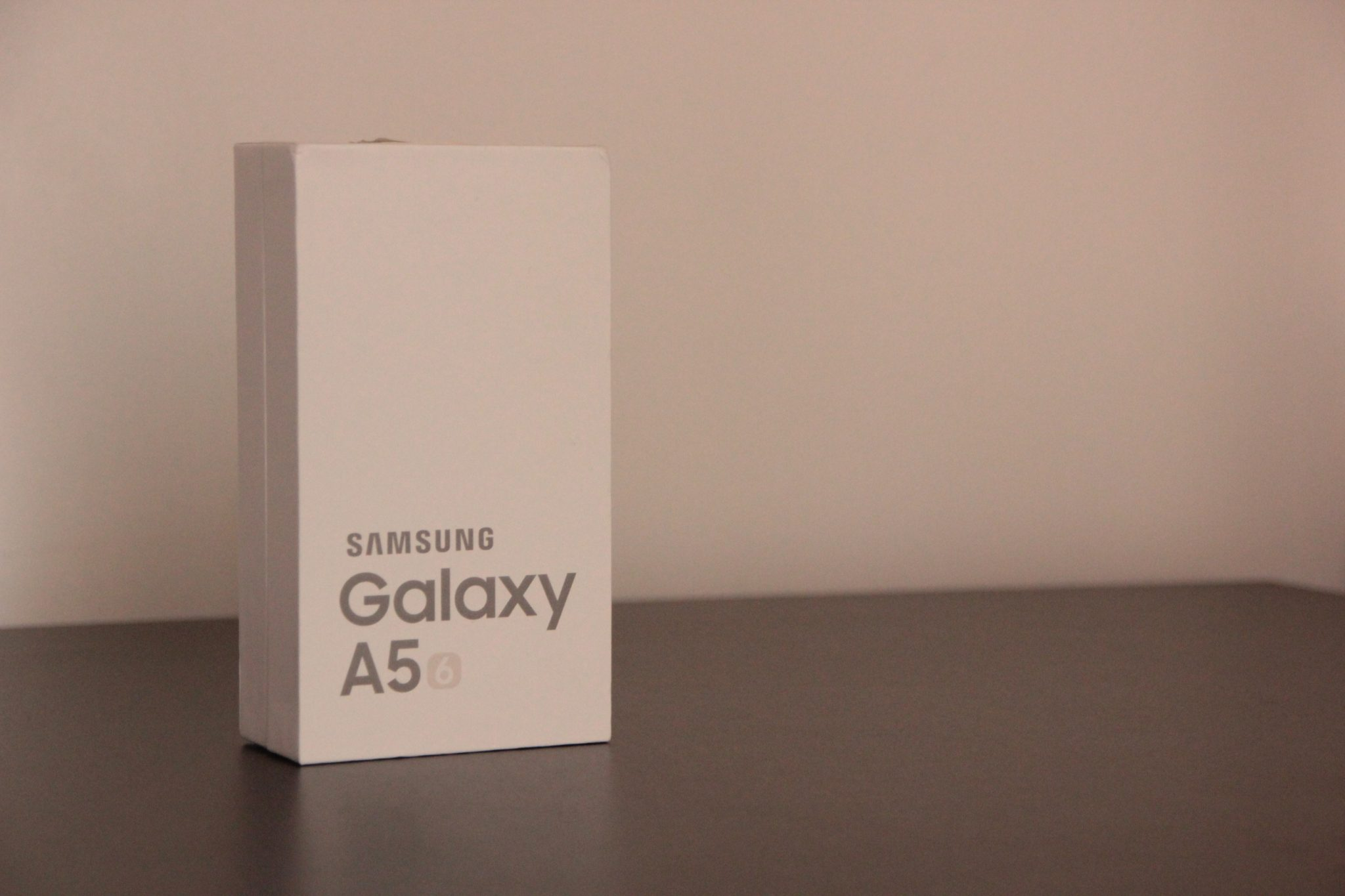 Test du Galaxy A5 de Samsung