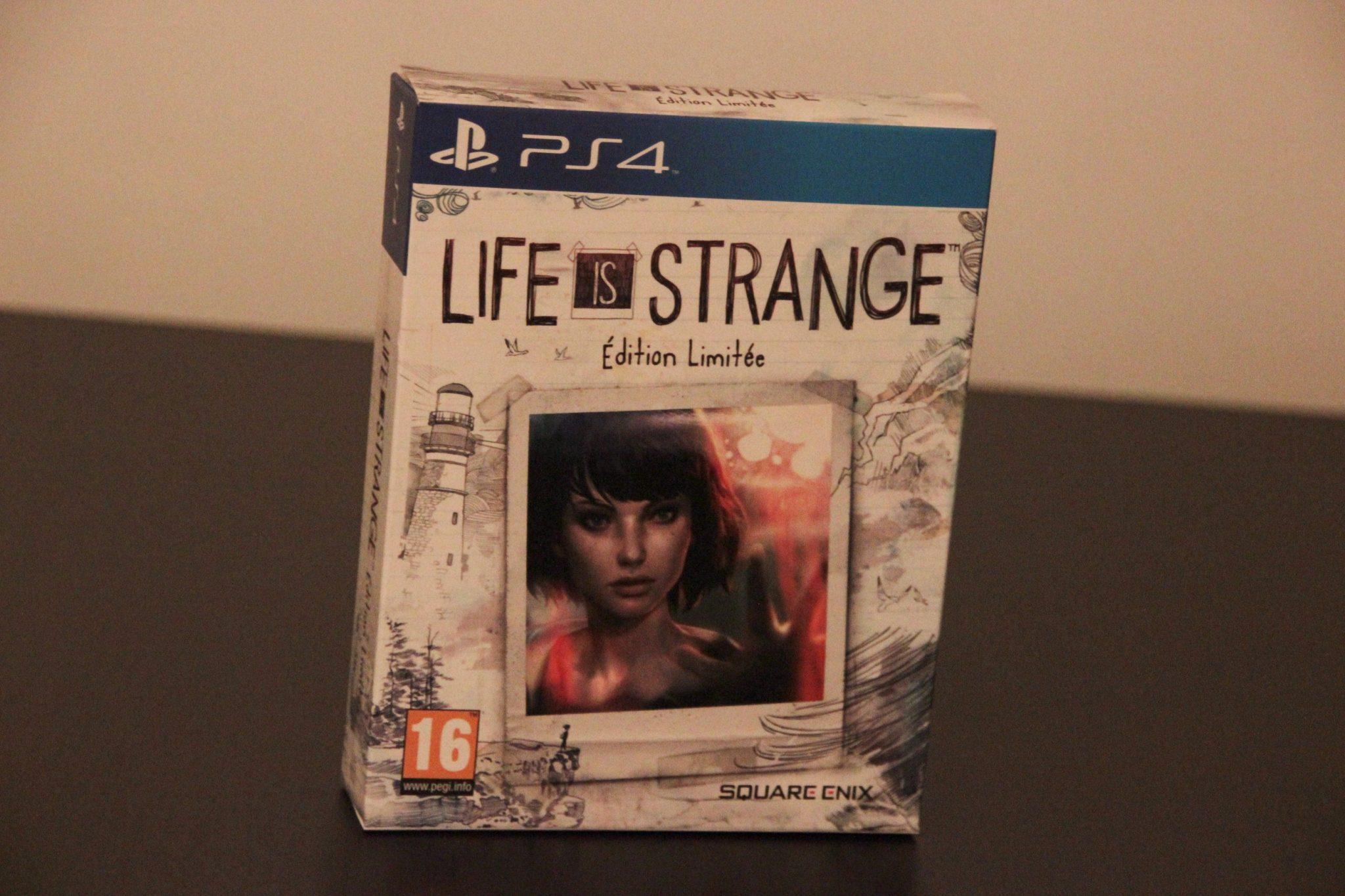 Edition limitée de Life Is Strange