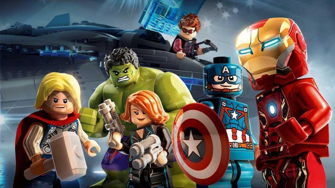 concours lego marvel's avengers