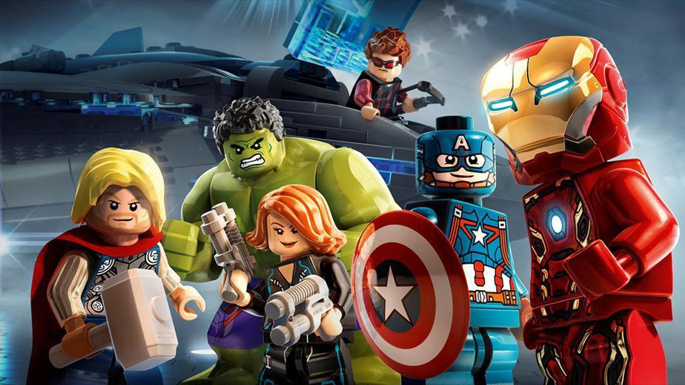 concours lego marvel's avengers