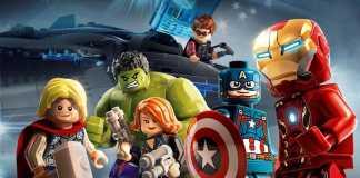 Test de Lego Marvel Avengers