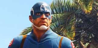 trailer de captain america civil war dans GTA 5