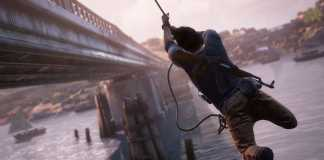 making of de Uncharted 4