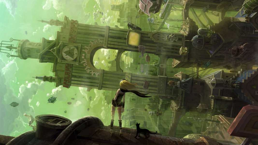 test de gravity rush remastered