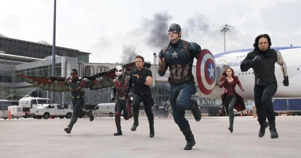 critique de captain america civil war