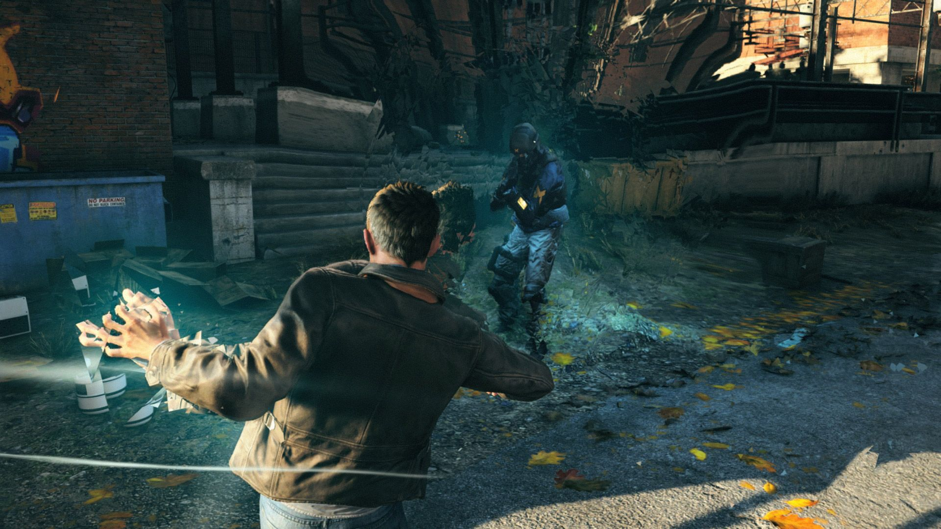 Test de Quantum Break sur Xbox One