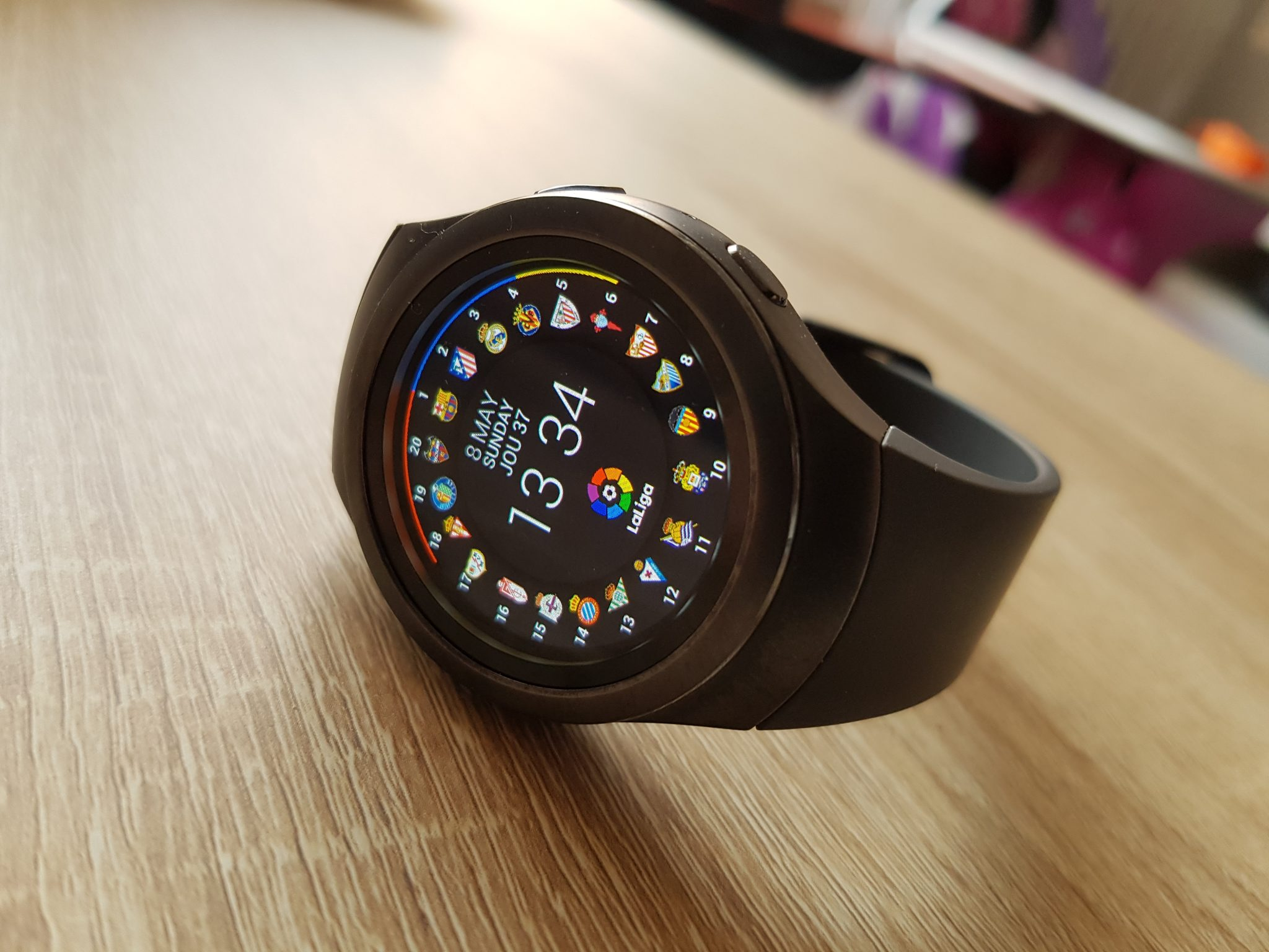 Test de la Samsung Gear S2