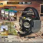 edition collector de Ghost recon wildlands