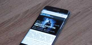 Test du Galaxy S7 Edge