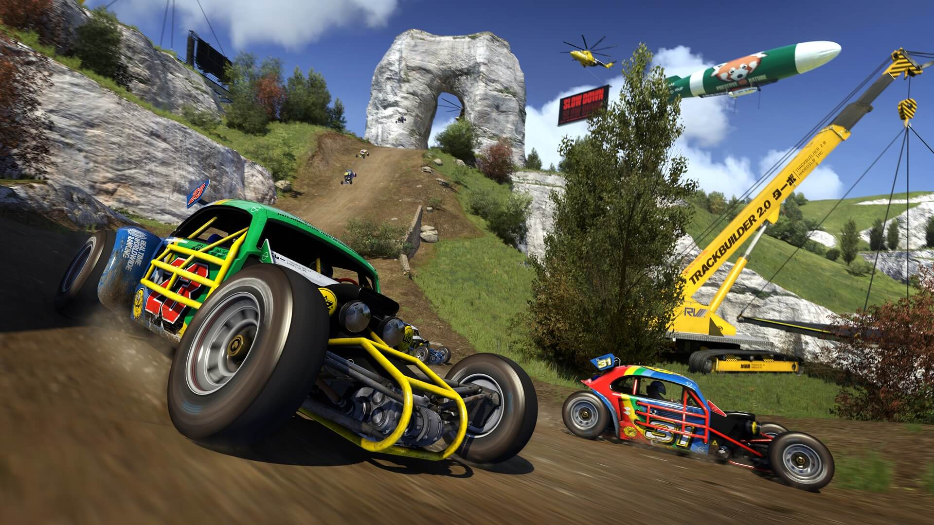 Test de Trackmania Turbo