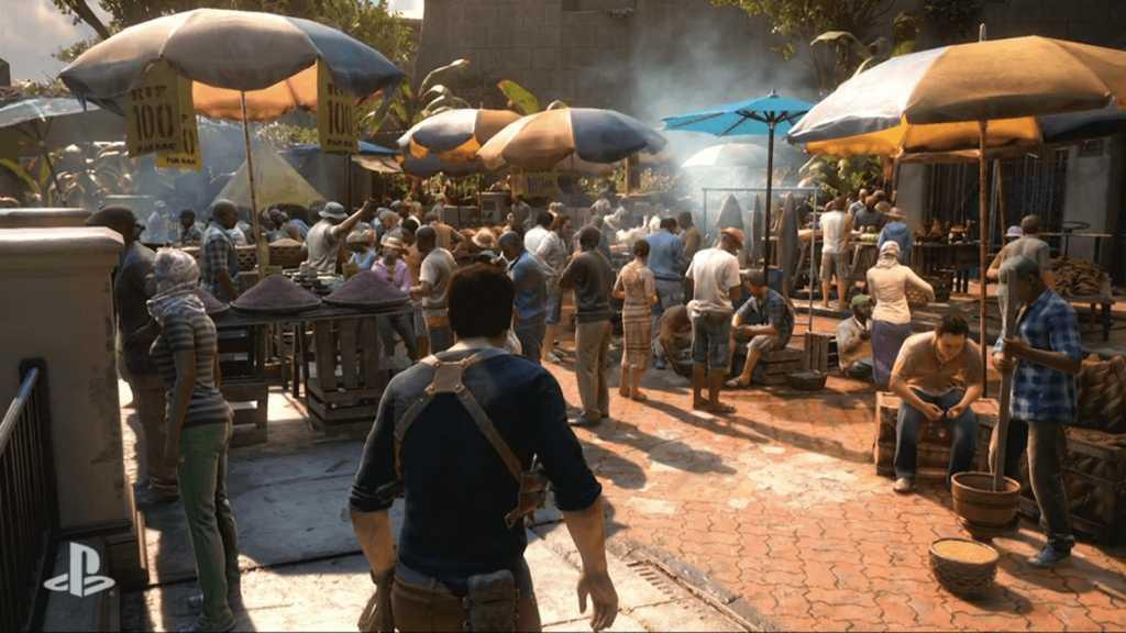 Test de Uncharted 4 A Thief's end