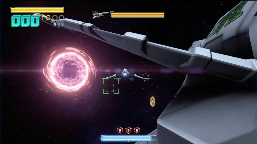 Test de Star Fox Zero sur Wii U