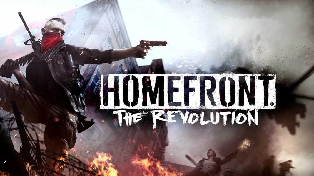 test de homefront the revolution