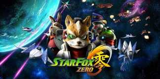 Test de Star Fox Zero sur Wii U