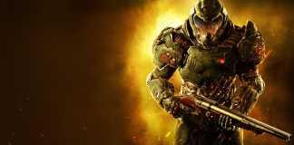 test vidéo de Doom
