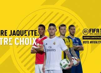 jaquette de FIFA 17