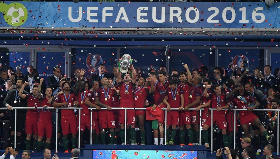 Euro 2016 Le portugal est champion d'europe