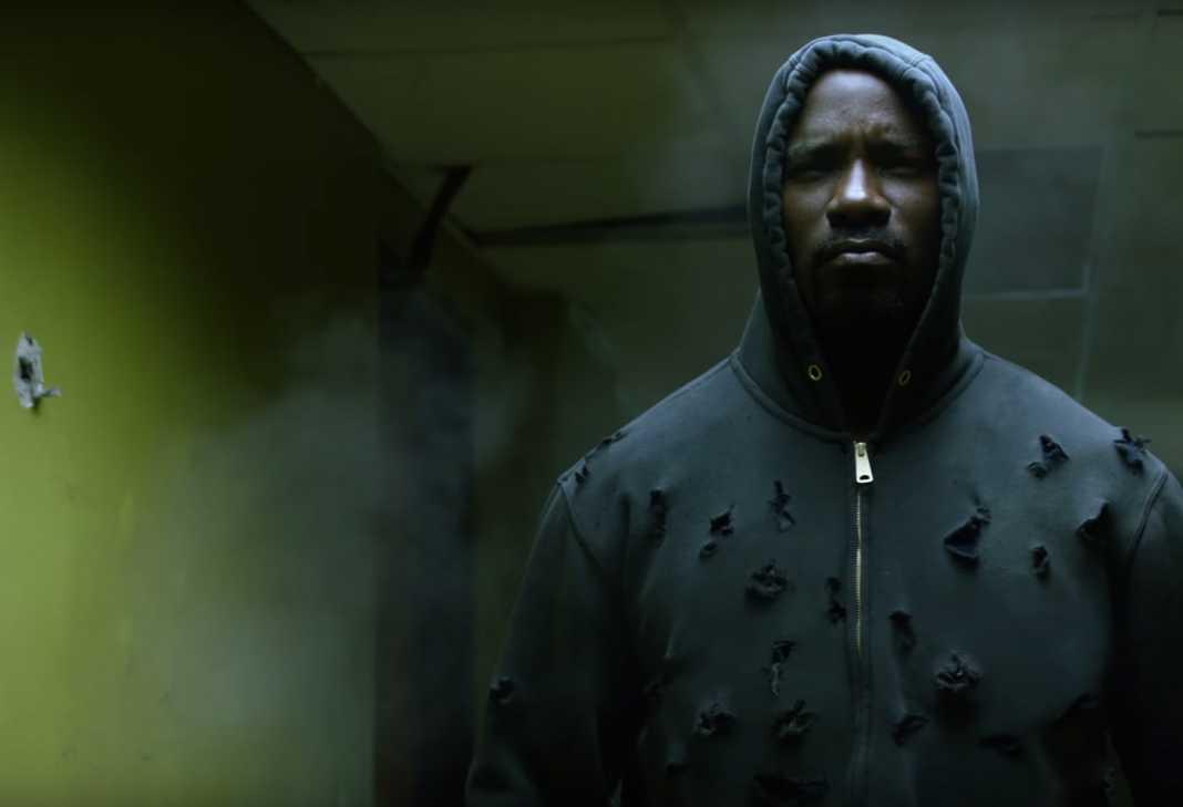 premier trailer pour Luke Cage