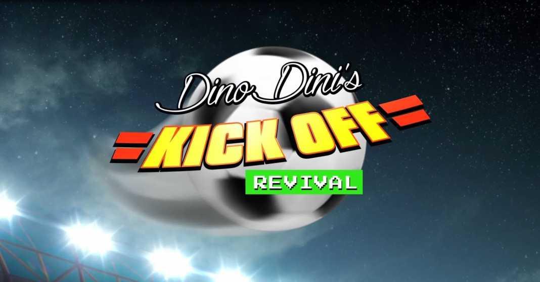 Test de kick off revival sur PS4