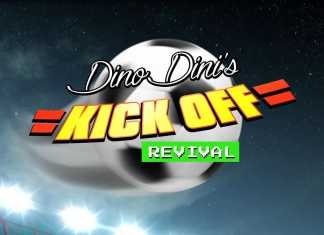 Test de kick off revival sur PS4