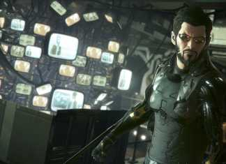 trailer de deus ex mankind divided