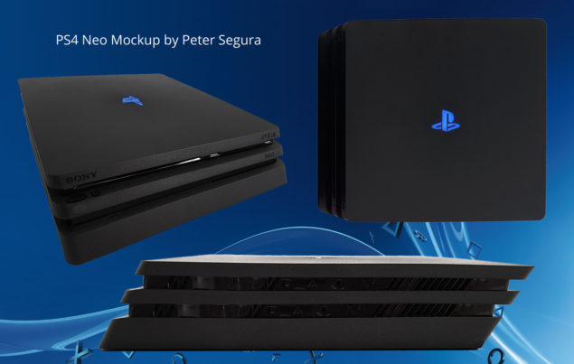 Design PS4 Neo