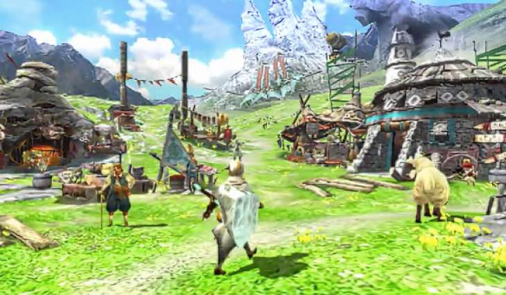 Test de monster hunter generations