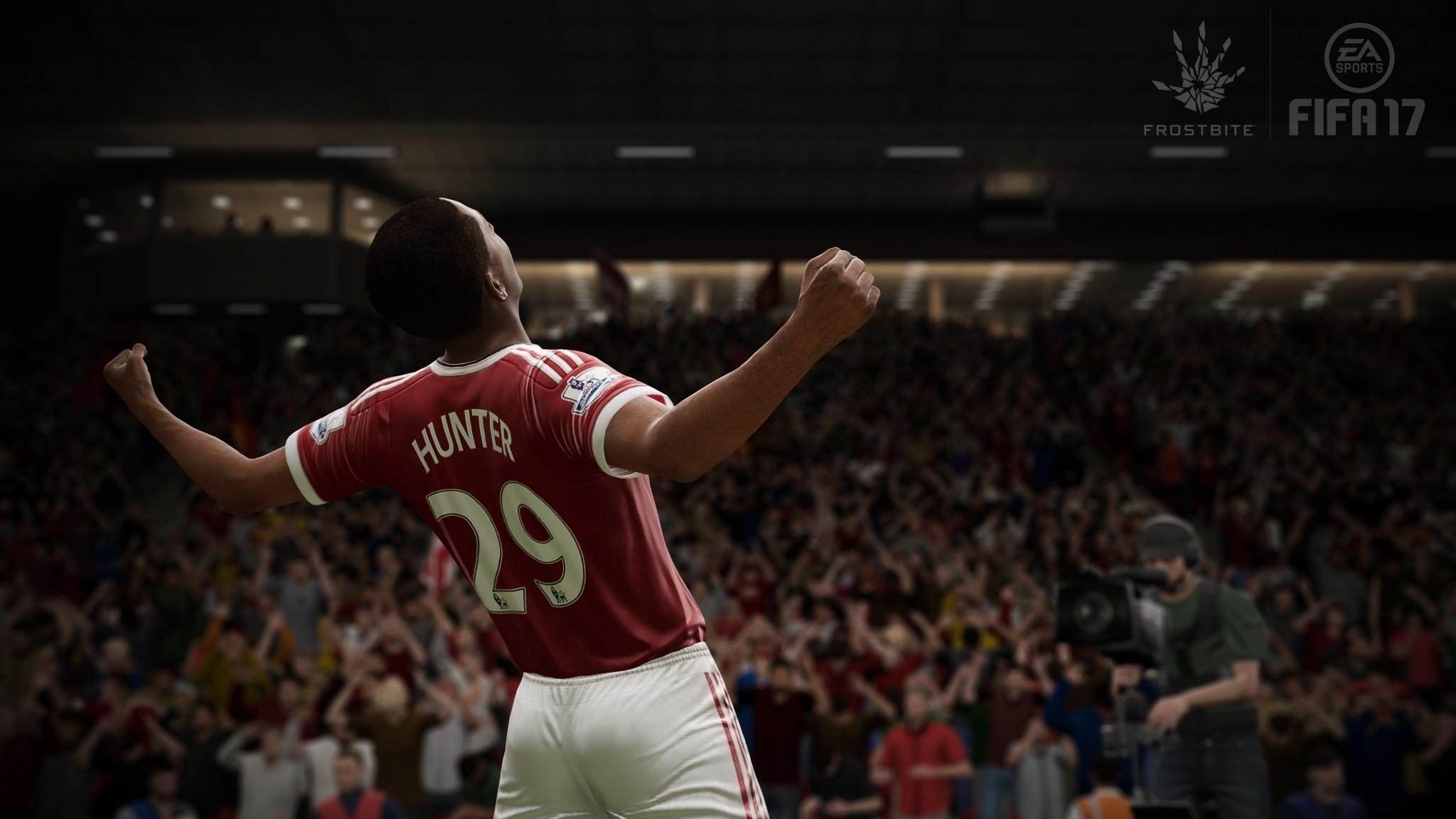 Test de FIFA 17 sur PS4