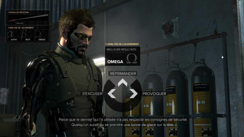Test de Deus Ex Mankind Divided sur PS4