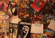 mes comics