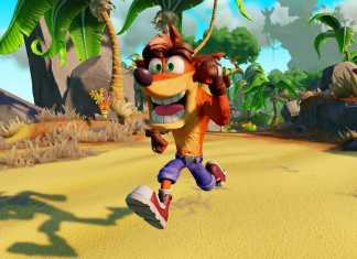 anniversaire crash bandicoot