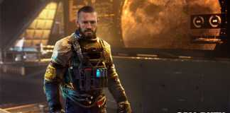 Conor mcgregor dans call of duty infinite warfare